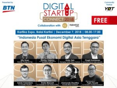Digital Startup Connect 2018