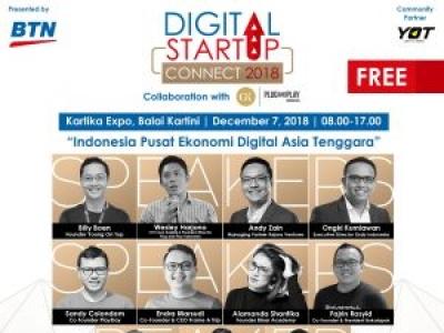 Digital Startup Connect 2018