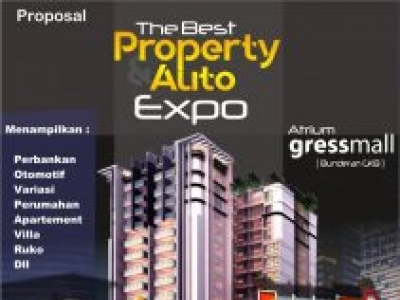 The Best Properti & Auto Expo 2019 – Gresik