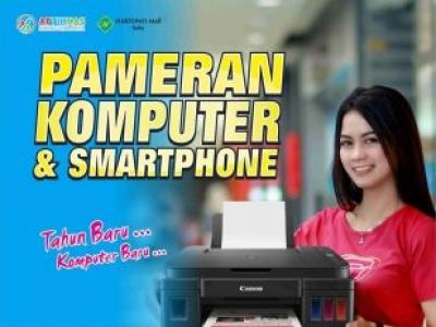 Pameran Komputer & Smartphone APKOMSA 2019