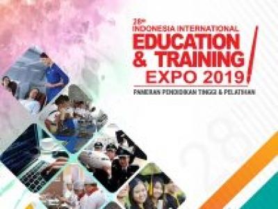 Indonesia International Education & Training Expo 2019