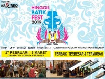 Hinggil Batik Festival 2019