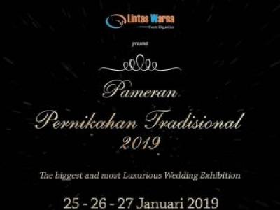 Pameran Pernikahan Tradisional 2019