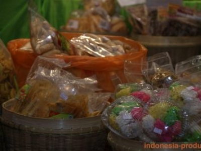 Indonesia is Indeed A Snack Paradise