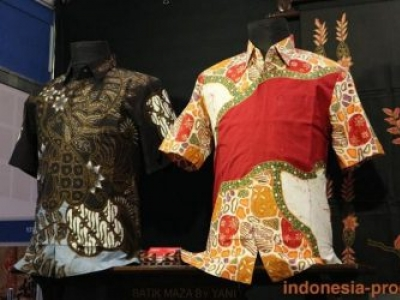 Mix And Match Your Batik Shirt In Any Events