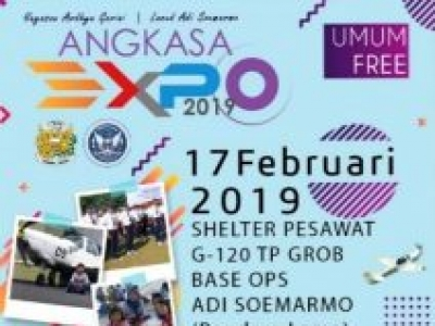 Angkasa Expo 2019
