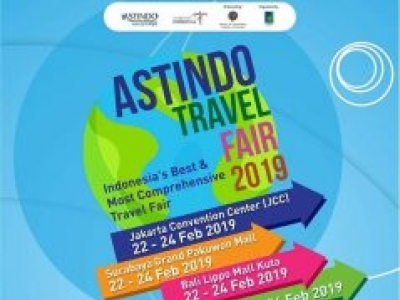 Astindo Travel Fair 2019