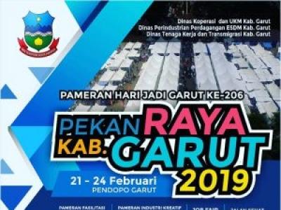 Pekan Raya Kabupaten Garut 2019