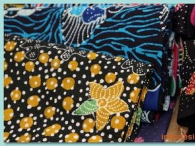 Traditional And Modern Batik Motifs