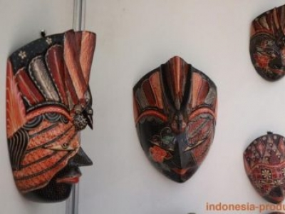 Handmade Wooden Mask And How to Make it