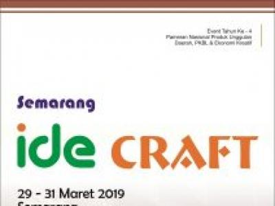 Semarang Ide Craft 2019