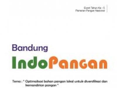 PAMERAN BANDUNG INDO PANGAN 2019