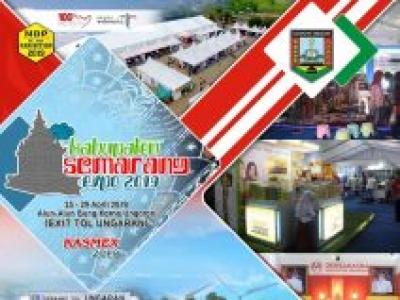 Kabupaten Semarang Expo (KASMEX 2019)