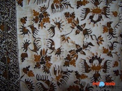 Batik Gedog From Tuban - East Java