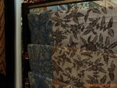 Batik Tulis Sragen Has Its Own Characteristics