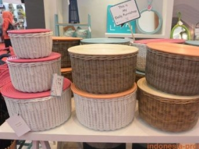 Rattan Baskets: Cheap, Multifunction And Eco-Friendly