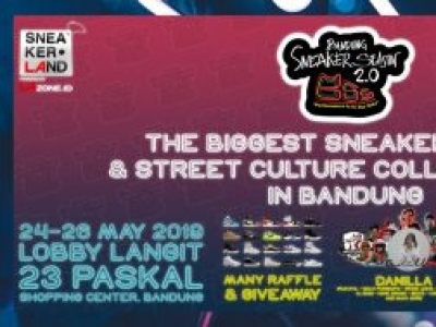 Bandung Sneaker Season 2.0