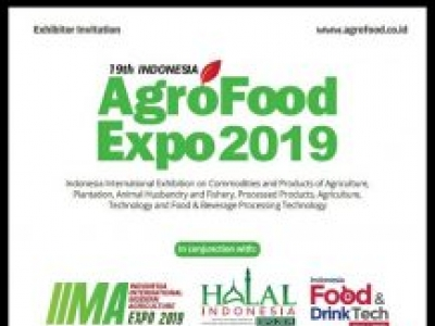 Indonesia AgroFood Expo 2019