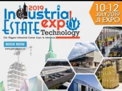 Industrial Estate Expo Technology 2019 Conjunction with Trans Logistics Supply Chain & Portech 2019