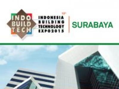 Indo Buildtech Expo-Surabaya