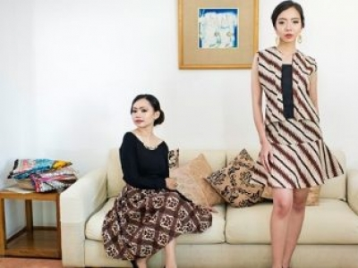 Well Known Traditional Cultural Product, Batik Has Rapidly Growing In This Modern Trend Fashion