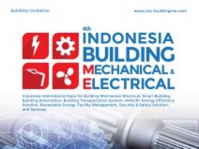 4th Indonesia Building Mechanical & Electrical Expo 2019