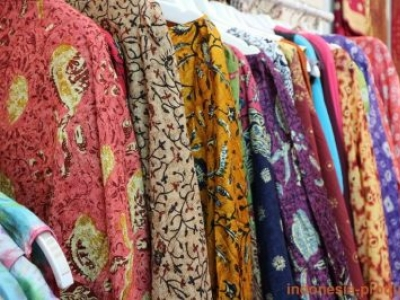 Want to Shop Batik in Jakarta? This is the place!