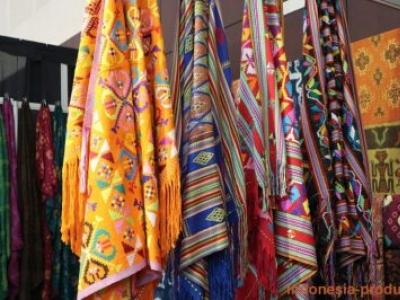 The Aesthetics of Indonesian Ikat Weaving