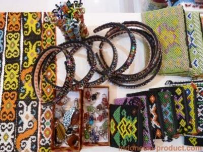 East Kalimantan Beads - Dayak Craft