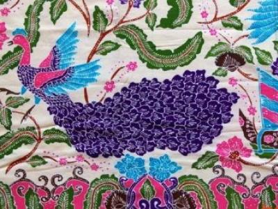 Batik Situbondo Dominated With Marine Biota Motifs