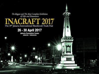 Jakarta International Handicraft Trade Fair (INACRAFT 2017)