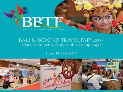 Bali & Beyond Travel Fair ( BBTF) 2017