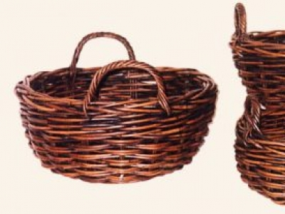 Makes The Room Becomes More Neatly With This Rattan Basket