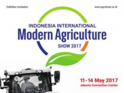 INDONESIA MODERN AGRICULTURE SHOW 2017
