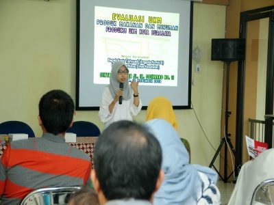Surabaya Government Held SMEs Training, Indonesia-Product.com Is Invited